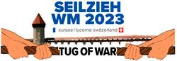 Tug of war world championship 2023 Logo