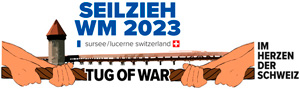 Tug of war world championship 2023 Logo